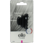 Buy Elite Models ABC5205A Claw Hair Clip (Made In France) - Black - Nykaa