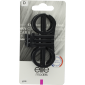 Buy Elite Models ABC5209A Claw Hair Clip (Made In France) - Black - Nykaa