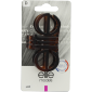 Buy Elite Models ABC5209C Claw Hair Clip (Made In France) - Brown - Nykaa