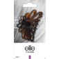 Buy Elite Models ABC5213A Claw Hair Clip (Made In France) - Brown - Nykaa