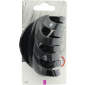 Buy Elite Models ABC5301A Claw Hair Clip (Made In France) - Black - Nykaa