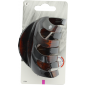 Buy Elite Models ABC5301B Claw Hair Clip (Made In France) - Brown - Nykaa