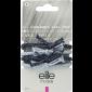 Buy Elite Models ABC5312B Fashion Hair Elastic Bands - Blue - Nykaa