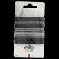 Buy Elite Models ABC5341A Fashion Hair Elastic Bands - Multi - Nykaa