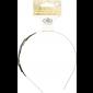 Buy Elite Models ABC5347 Prestige Hair Ornament - Black - Nykaa