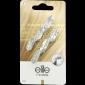 Buy Elite Models ABC5359A Prestige Hair Ornament - Silver - Nykaa