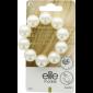 Buy Elite Models ABC5364B Prestige Hair Ornament - White - Nykaa