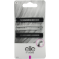 Buy Elite Models ABC5370A Fashion Hair Clips - Black - Nykaa