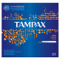 Buy Tampax Super Plus Tampons With Carborad Applicator Pack of 20 - Nykaa