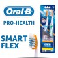 Buy Oral-B Pro health SmartFlex Toothbrush Pack Of 2 (40% Off) (Rs.52 Off) - Nykaa