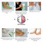 Buy LuxaDerme Deep Moisturising Treatment Foot Hydration Socks - Nykaa