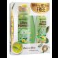 Buy Garnier Ultra Blends 5 Precious Herbs Shampoo + Free Shampoo 75ml - Nykaa