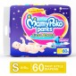 Buy MamyPoko Pants Extra Absorb Diapers - S (60 Pieces) - Nykaa