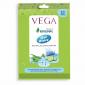 Buy Vega VWW-04 Wet Wipes Aloe Vera, Cucumber And Mint Oil  - Nykaa