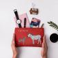 Buy DailyObjects Bad Idea Carry-All Pouch Medium - Nykaa