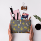 Buy DailyObjects Birds Floral Carry-All Pouch Medium - Nykaa