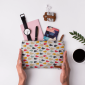 Buy DailyObjects Colour Rain Carry-All Pouch Medium - Nykaa