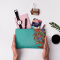 Buy DailyObjects Dream On Little Flower Carry-All Pouch Medium - Nykaa