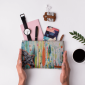 Buy DailyObjects Ou Que Tu Sois Carry-All Pouch Medium - Nykaa