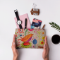 Buy DailyObjects Retour Aux Sources Carry-All Pouch Medium - Nykaa