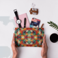 Buy DailyObjects Time Between Carry-All Pouch Medium - Nykaa
