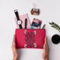 Buy DailyObjects Tongue Twister Carry-All Pouch Medium - Nykaa
