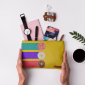 Buy DailyObjects Trio Donuts Carry-All Pouch Medium - Nykaa