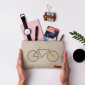 Buy DailyObjects Velocolour Carry-All Pouch Medium - Nykaa