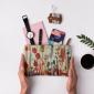 Buy DailyObjects Wild Things Carry-All Pouch Medium - Nykaa