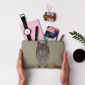 Buy DailyObjects Wolf Carry-All Pouch Medium - Nykaa
