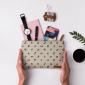Buy DailyObjects Yoga Panda Carry-All Pouch Medium - Nykaa
