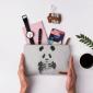 Buy DailyObjects Zombie Panda Carry-All Pouch Medium - Nykaa