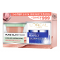 Buy L'Oreal Paris Pure Clay Mask Exfoliate & Refine Pores + White Perfect Day Cream - Nykaa