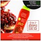 Buy Belcam Juicy 3 in1 Body Wash, Bubble Bath and Shampoo- Pomegranate Passion - Nykaa