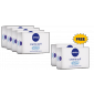 Buy Nivea Creme Soft Cream Soap Bar - Buy 4 Get 2 Free (6 x 75) - Nykaa