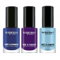 Buy Deborah Pret A Porter Pop Nail Enamel - 4 Blue Mood + Pret A Porter - 34 + Free Pret A Porter - 53 - Nykaa