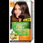 Buy Herbal Garnier Color Naturals - 3 Darkest Brown (Rs. 15 Off) - Nykaa
