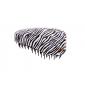 Buy HairTronic Super Super Shaped Detangler - Zebra Print - Nykaa