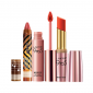 Buy Lakme Masaba Lip Color - Cotton Candy  + Primer + Matte Lip Color - Red Rebel + Free 9 to 5 Lip & Cheek - Full Size Tester - Nykaa