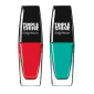 Buy Sally Hansen Triple Shine Nail - 230 Red Snapper + Free 280 Dive In - Nykaa