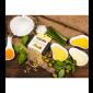 Buy Veda Essence Tulsi Aloe Honey Geranium Soap - Nykaa