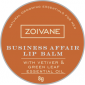 Buy Zoivane Men Business Affair Lip Balm - Nykaa