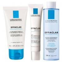 La Roche-Posay Effaclar Acne Treatment Combo Kit