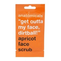 Anatomicals Apricot Face Scrub