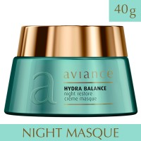 Aviance Hydra Balance Night Restore Creme Masque