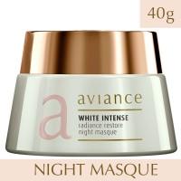 Aviance White Intense Radiance Restore Night Masque