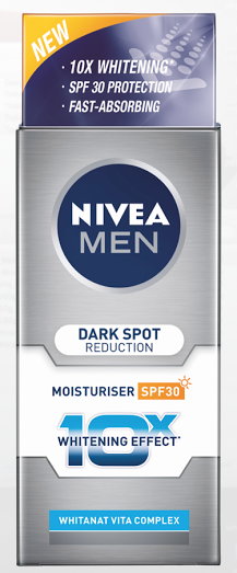 Nivea Men Dark Spot Reduction Moisturiser  available at Nykaa for Rs.144