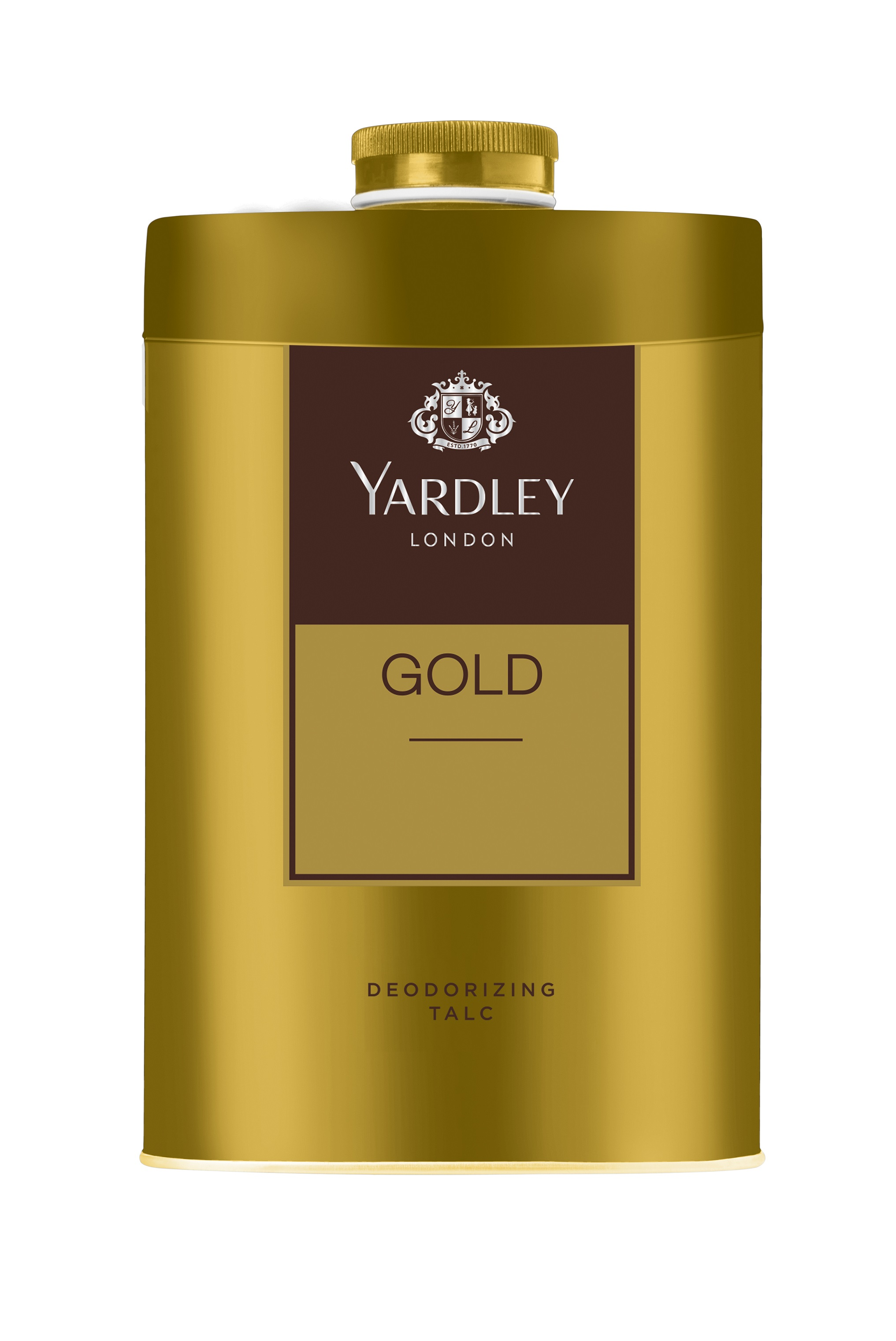 Yardley Gold Deodorizing Talc  available at Nykaa for Rs.60