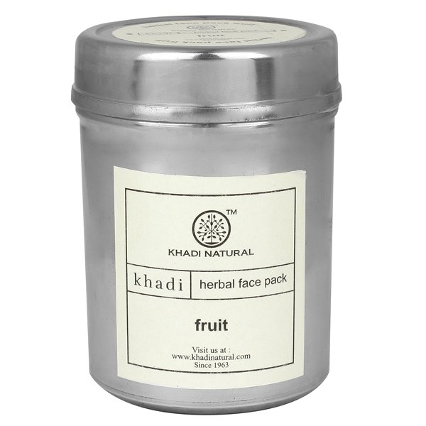 Khadi Natural Fruit Face Pack (All Skin Types)  available at Nykaa for Rs.90