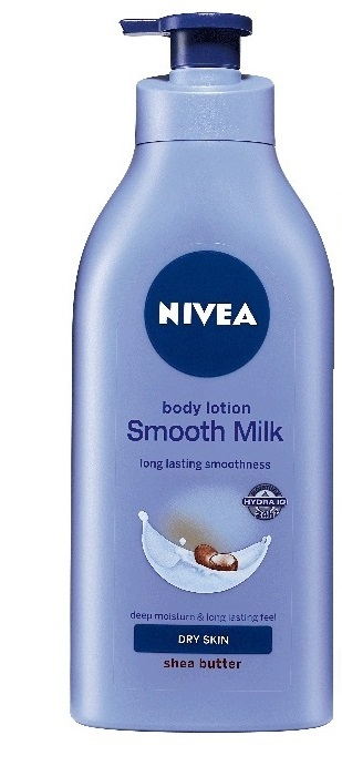 Nivea Smooth Milk Body Lotion With Shea Butter  available at Nykaa for Rs.276